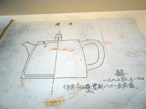 History Yixing Teapot