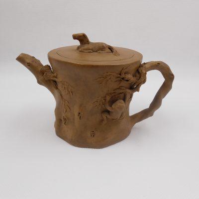 Ma Shang Feng Hou Yixing Teapot