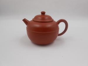 Round Line Zhuni Teapot
