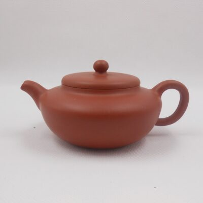Flat pot