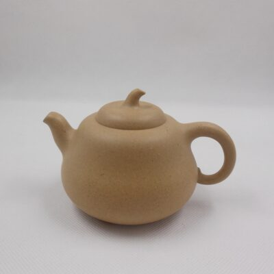 Rare Melon Shape Yixing Teapot