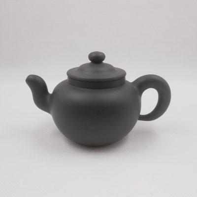 Dark Green Round teapot 300cc