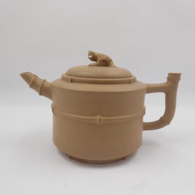 The Lucky Bamboo teapot