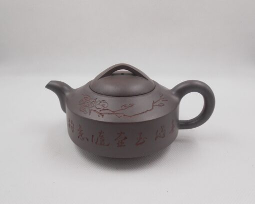 Grey Clay Han Jun Teapot