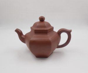 Hexagonal Yixing Teapot