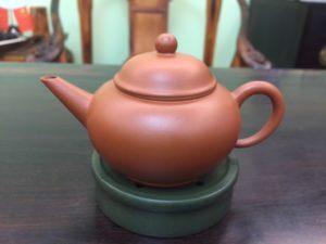 Authentic 150cc Zhuni clay Yixing Teapot