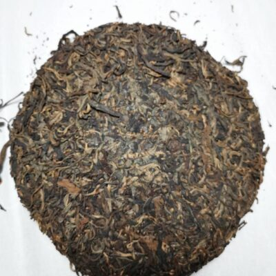 Aged Raw Pu erh Tea Year 2000