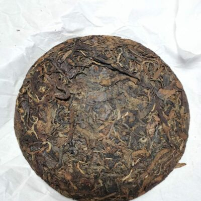 Unique Old tea tree Pu erh tea cake Year 2005