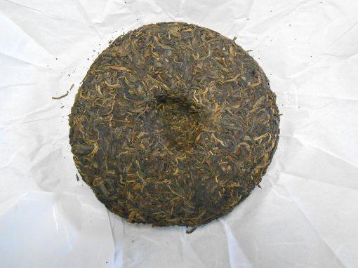 2005 普洱名茶山春茶 2005 Qingming Festival Spring tea