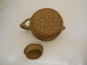 Gongchun teapot 供春壶