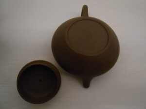 Raw Grey clay Huaibi teapot 原矿青灰砂壶怀壁壶