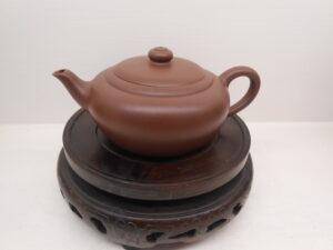 Pure Purple Clay Yixing Teapot